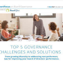 See The Top 5 Governance Challenges And Solutions For Boards
