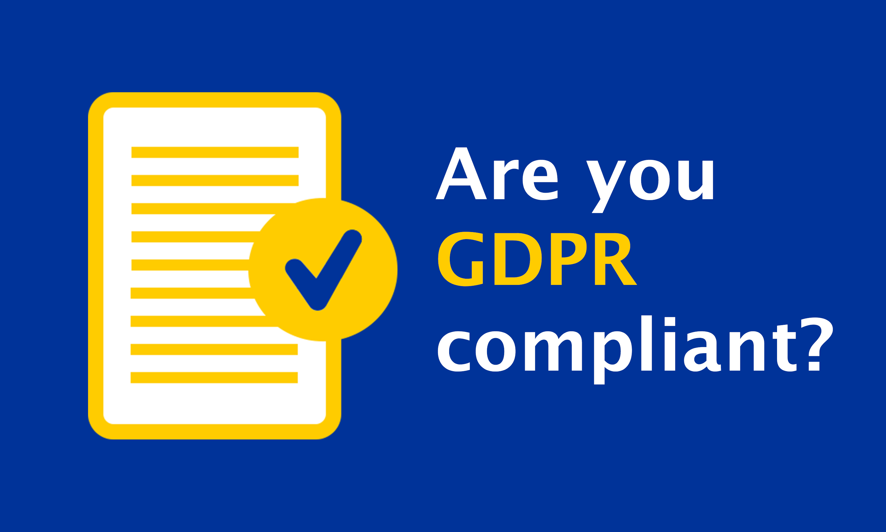 GDPR Compliance: Will GDPR Affect Your Nonprofit?