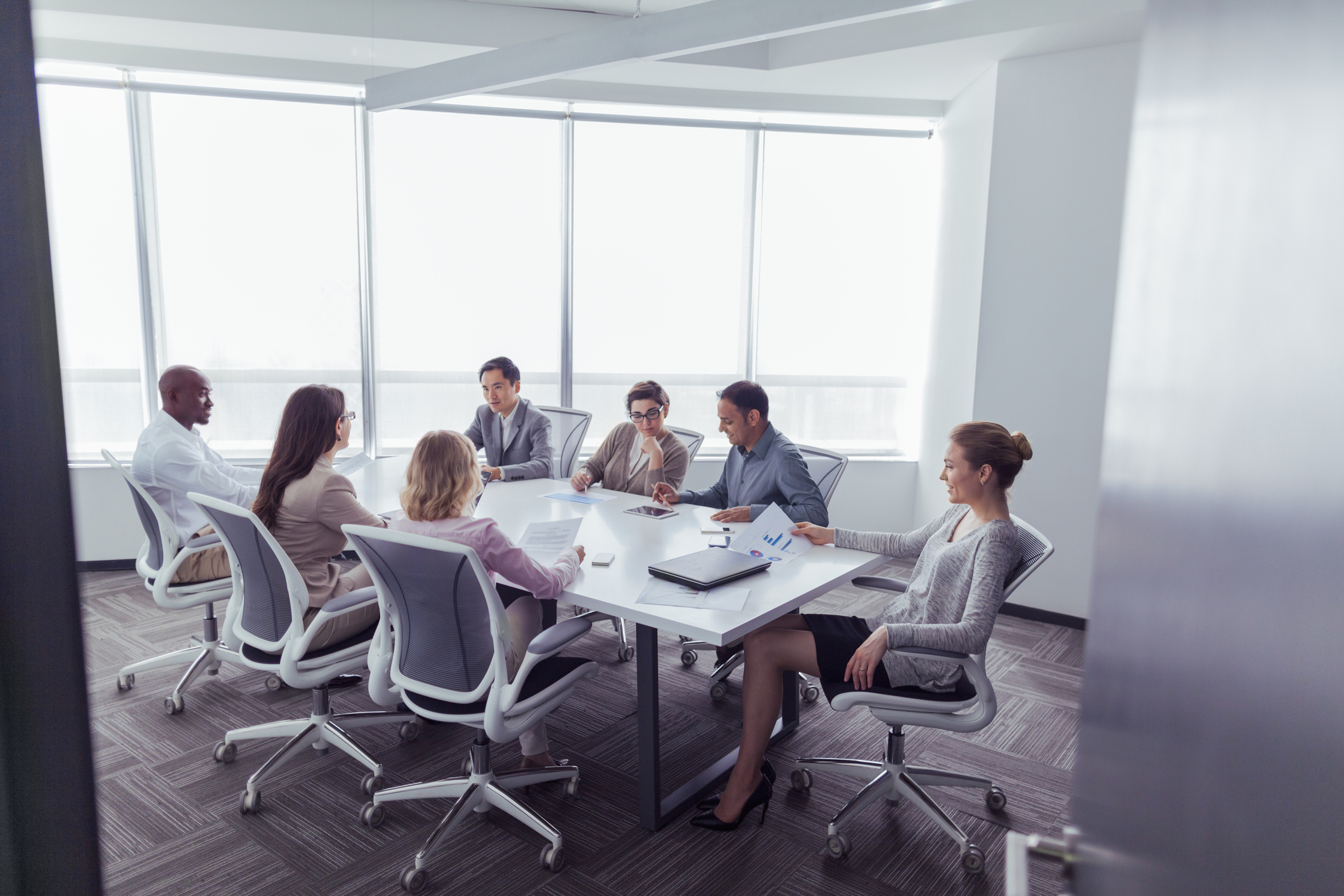 Recent Studies Show The Benefits Of More Women And Diversity In The Boardroom