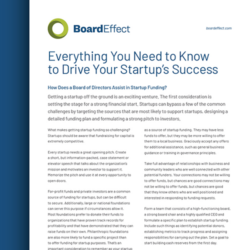 Everything You Need To Know To Drive Your Startup's Success