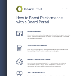 Board Portal Buyer's Kit