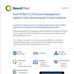 Help Your Board Work Smarter