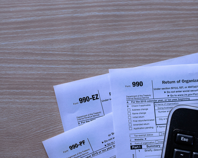 Everything Nonprofits Need To Know About Form 990 In 2021