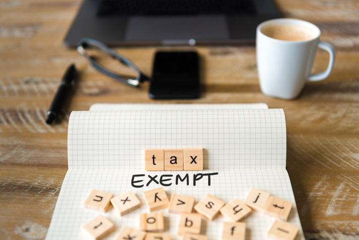 It's Important For Nonprofit Leaders To Understand The Various Tax Exemptions