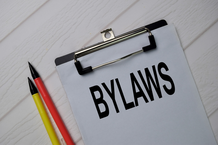 How To Create An Amendment To Nonprofit Bylaws