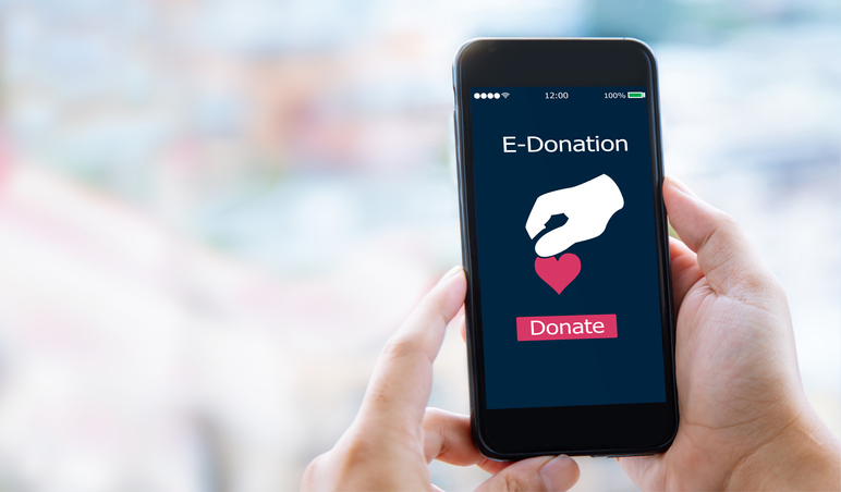 Text Donations Can Be Extremely Effective For Nonprofits